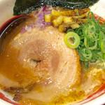 のだ麺 ~縁~ - 「ピリ辛芳醇味噌」(880円)。