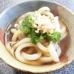 うどん 瀧下 - 料理写真:かけうどん