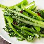 侑久上海 - 青菜の炒め