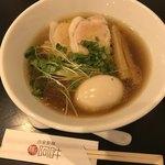 麺や 阿吽 - 鳥醤油ラーメン