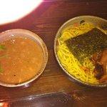 中華そば 椿 - 【つけ麺…800円】◎2011/4