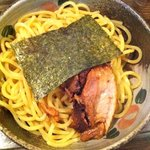 中華そば 椿 - つけ麺◎2011/4