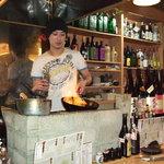 居酒屋 ルーキー - 料理への期待も膨らむ