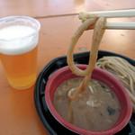 中華蕎麦 とみ田 - 麺