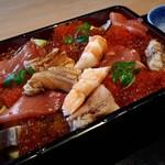 神楽坂 料理 やま本 - 特製バラちらし✨✨