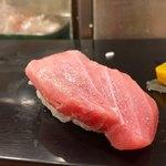 寿司幸 - 中とろ  350円