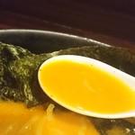 ラーメンおやじ - 味噌スープ