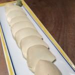 羅豚 - モッツアレラチーズ味噌漬け