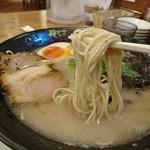 Koganeya - 低加水な細ストレート麺