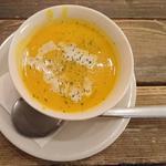 76536841 - 特製かぼちゃスープ