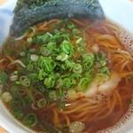 ラーメン加藤 - 天然魚介醤油ラーメン