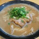 ラーメン加藤 - 特濃A級豚骨ラーメン