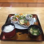 さかもと - 料理写真:日替わりセット