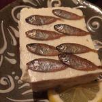 うりずん - スクガラス豆腐