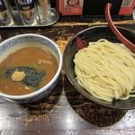 つけ麺専門店 三田製麺所 - つけ麺 760円