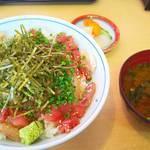すし処さき田 - 海鮮丼  500円