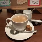 カフェ バニヤン - H29.11 ホット珈琲