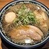 麺屋 八海山 - 料理写真:味玉煮干そば