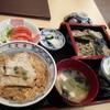 大黒屋 そば店 - 料理写真:かつ丼セット1100円