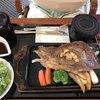 星の宮カントリー倶楽部レストラン - 料理写真:ステーキ御膳180g