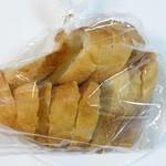 ハースブラウン - 料理写真:バタール268円
