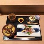 鮓 芳月 - お昼の芳月   ¥1800