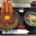 76551521 - エビカレー丼セット