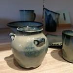 shop&cafė zen - 「幸せになる小壺」出会えたら即買いです!