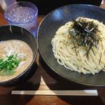 七菜矢 - 鰹つけ麺(大)¥790-