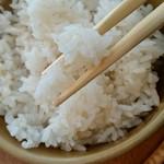 Hainanchifan - チキン炊きライス、旨い!