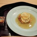 の弥七 - 酢豚