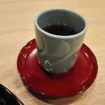 の弥七 - お茶