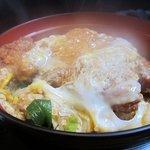丸福 - かつ丼