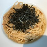 マキタ - タコとウニのパスタ 900円