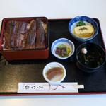 うな錦 - 料理写真: