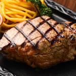ステーキ&ハンバーグ ハワイ - 料理写真: