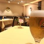 リストランテ コルテジーア - イタリアビール