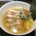 鷹流 - 味玉白鶏麺