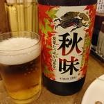 76564561 - 瓶ビール