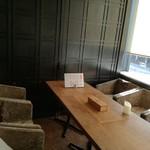 Malkovich - 広々個室。もうちょいお掃除必要です。