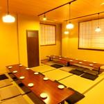 からあげセンター加納 - 2階・3階:ゆったり、貸切個室でご宴会