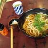 やすけ - 料理写真:かけうどん430円