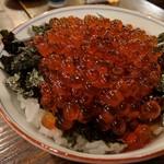 企久太 - イクラ丼