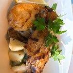 76567323 - 若鶏のグリル                       柔らかくて美味