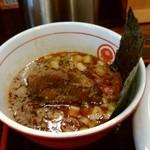 つけめん椿 - 濃厚海老つけ麺