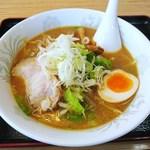 レストラン旬菜 - 料理写真:味噌らーめん