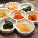 塩焼肉 二郎 - キムチ