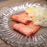 塩焼肉 二郎 - タン