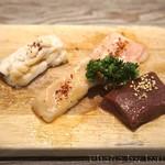 塩焼肉 二郎 - ホルモン
