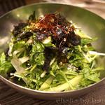 塩焼肉 二郎 - サラダ